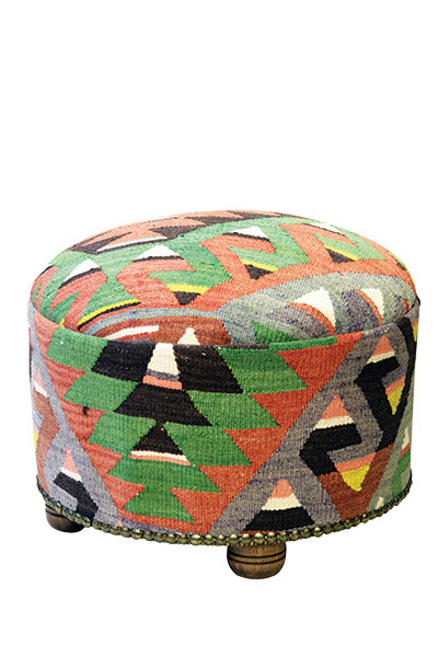Kilim Cylinder Furniture