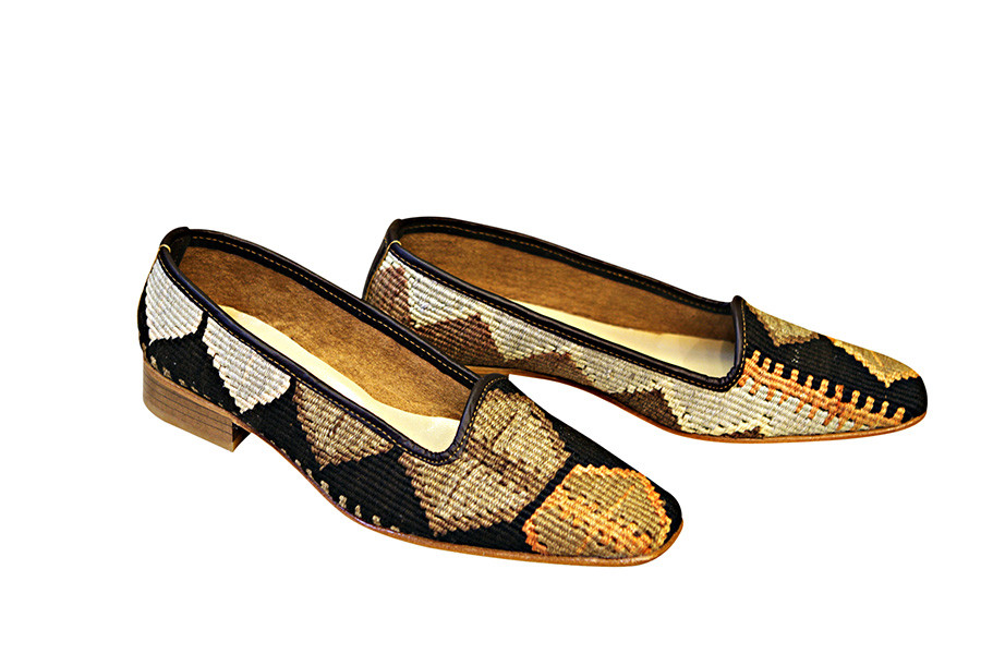 Ladies Kilim Shoes