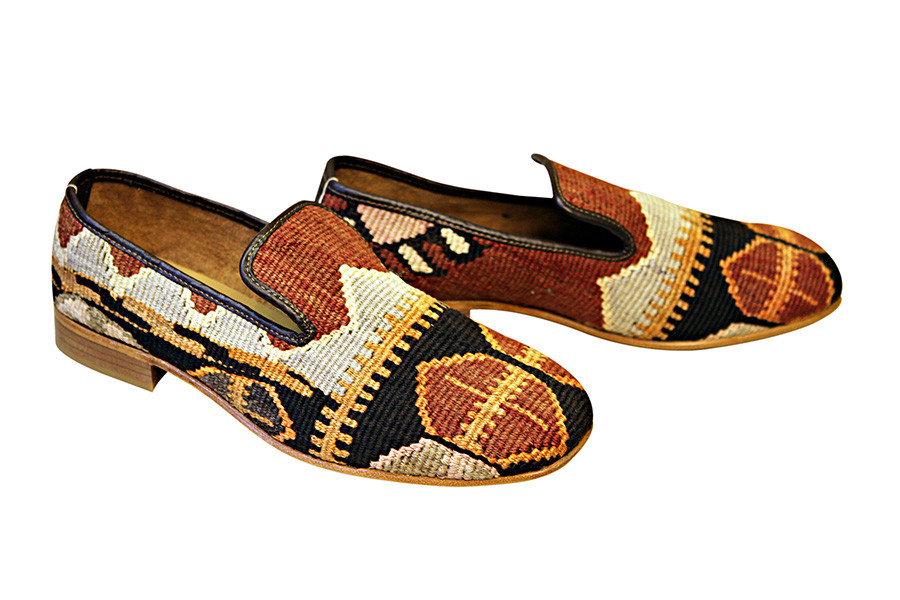 Men Kilim Shoes