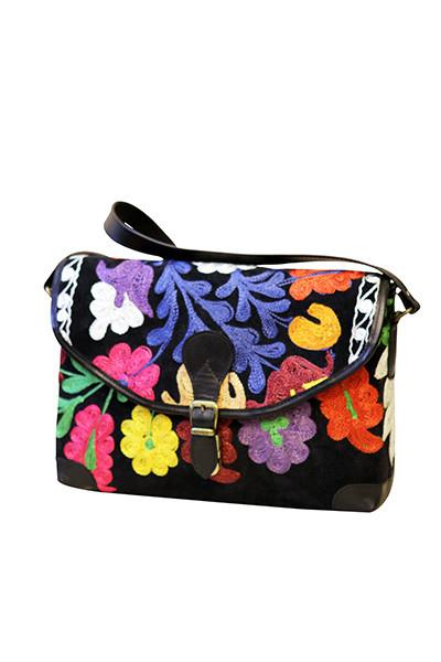 Scarlet Kilim Bags S-18