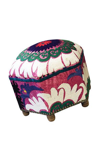 Suzani Hexagonal Furniture